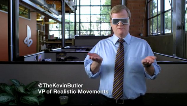 Kevin Butler is a hero.