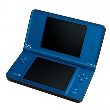 Midnight Blue DSi XL