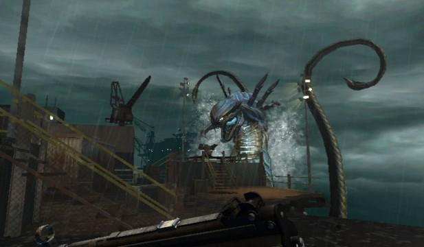 Conduit 2: Another shot of Atlantis' guardian