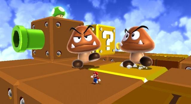 Super Mario Galaxy 2 Screen
