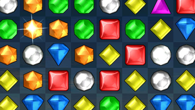 Bejeweled Art