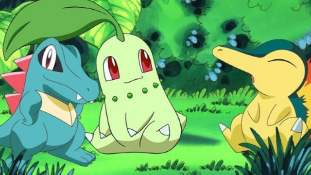 Pokémon Gold & Silver Artwork