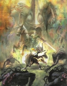 The Legend of Zelda: Twilight Princess Concept Art