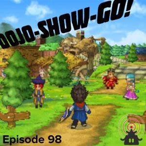 Dojo-Show-Go! Episode 98: Non-Commissioned