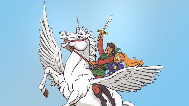 Legend of Zelda Cartoon
