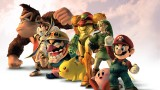Super Smash Bros. Brawl character group shot