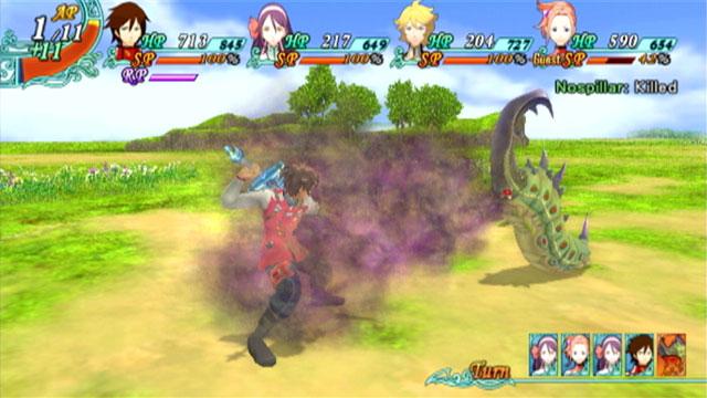 Arc Rise Fantasia Screenshot