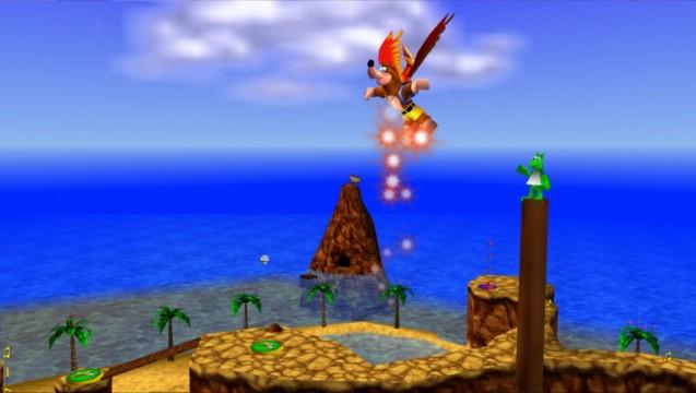 Banjo-Kazooie Screenshot (XBLA Rerelease)