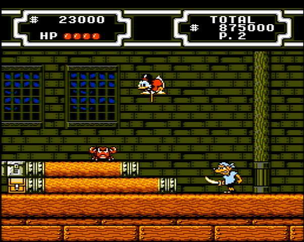 Duck Tales Screenshot