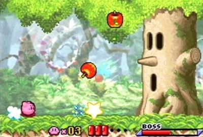 Kirby's Dreamland 2 Screenshot