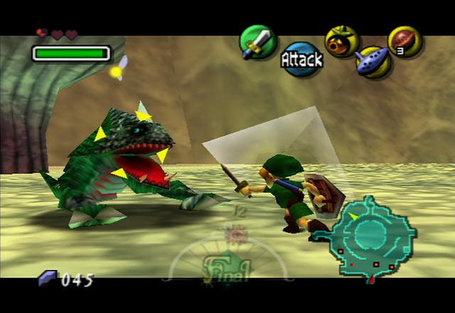 The Legend of Zelda: Majora's Mask Screenshot