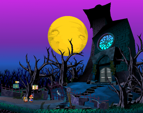 Paper Mario: The Thousand Year Door Screenshot