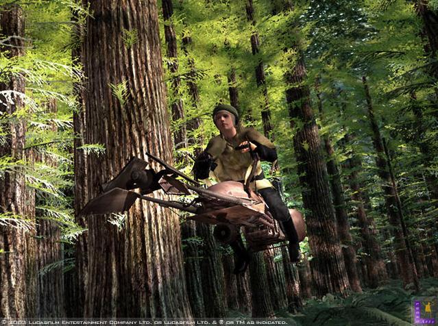 Rogue Squadron III: Rebel Strike Screenshot