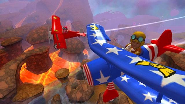 Kid Adventures: Sky Captain Screenshot
