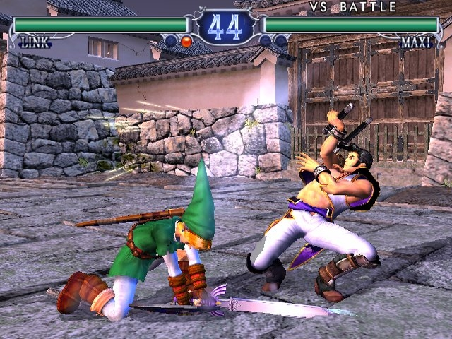 Soulcalibur II Screenshot