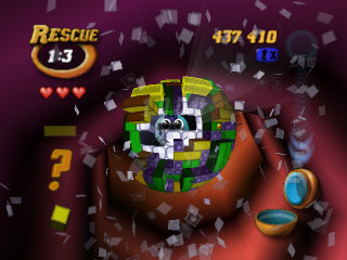 Tetrisphere Screenshot