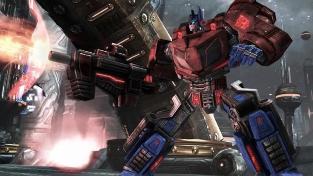 Transformers: Cybertron Adventures Screenshot