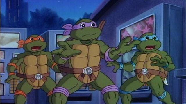 Teenage Mutant Ninja Turtles Cartoon