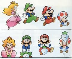 Super Mario Panic Nintendojo