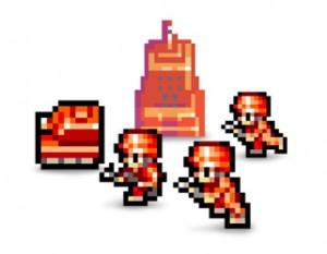Advance Wars units artwork