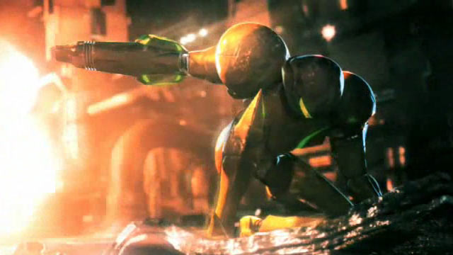 Metroid: Other M Artwork