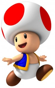 Toad artwork