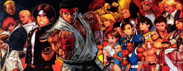 The Golden Era of 2D Fighting