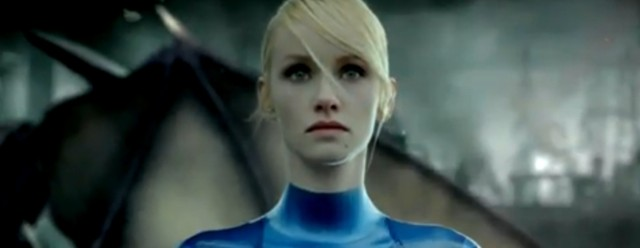 Live action Samus