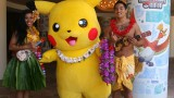 2010 World Pokémon Championships: Pikachu in Hawaii