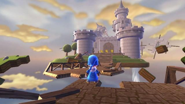 Flip's Twisted World Castle