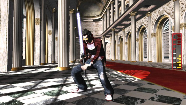 No More Heroes Screenshot