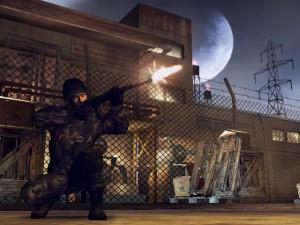 GoldenEye 007 Soldiers Shooting