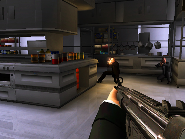 GoldenEye 007 Classic First-Person
