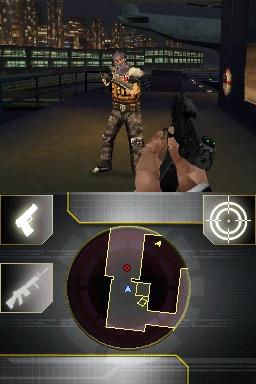 GoldenEye 007 DS Shooting