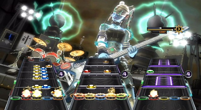 Guitar Hero Warriors of Rock - Warrior Echo