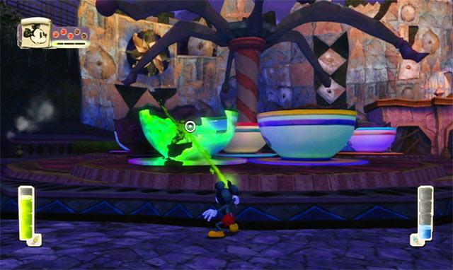 Epic Mickey Screenshot