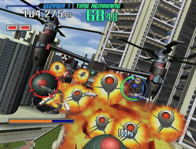 Gunblade NY Screenshot