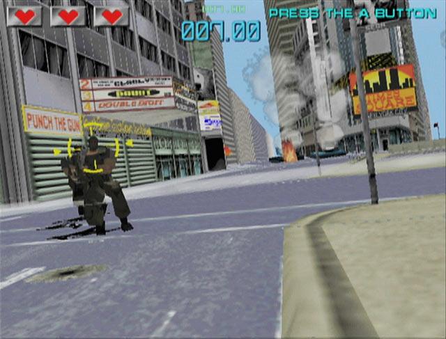 LA MachineGuns Screenshot