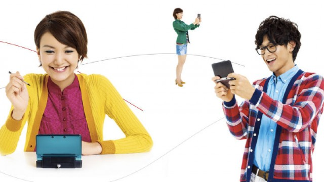 Nintendo 3DS Promo Image for Japan