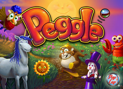 Peggle Billboard