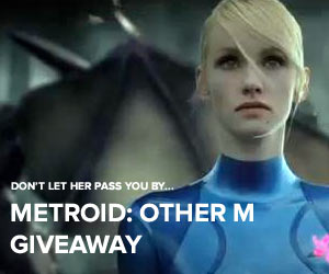 Metroid: Other M Giveaway