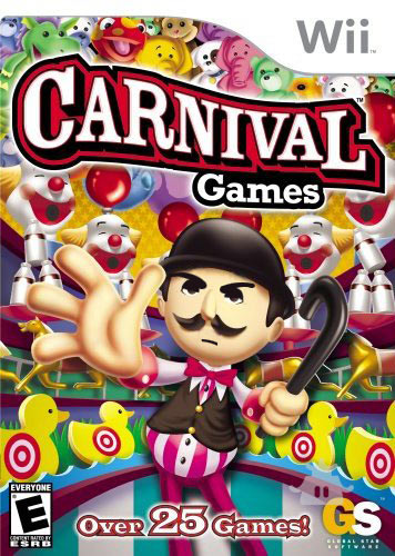 Angry Carnival Games