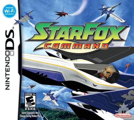 Angry StarFox