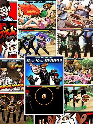 Elite Beat Agents Screenshot Collage