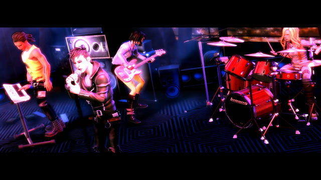 Rock Band 3 Art