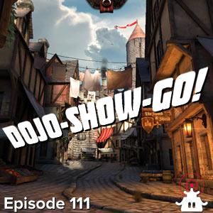 Dojo-Show-Go! Episode 111: The Futurists