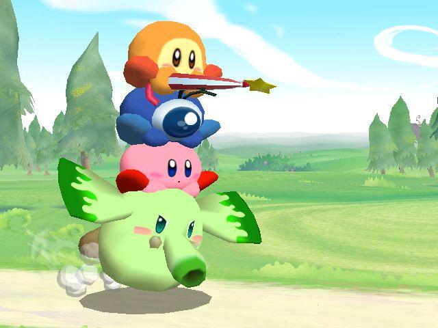 Kirby Screenshot