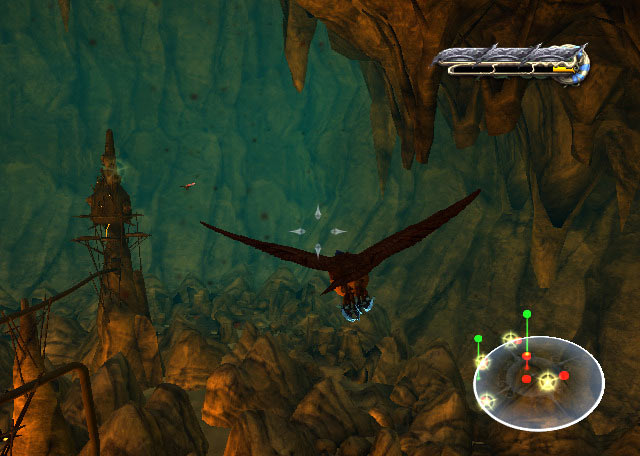 Legend of the Guardians: The Owls of Ga'Hoole Screenshot