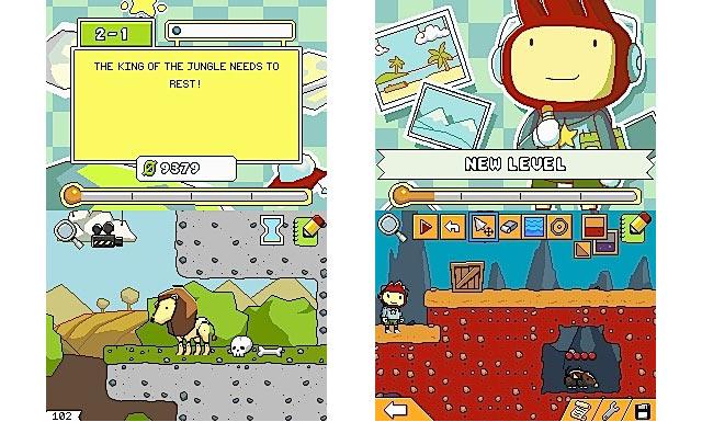 Super Scribblenauts Screenshots