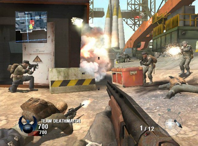 Call of Duty Black Ops Online Fragfest